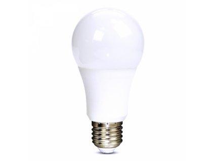 LED žárovka, klasický tvar, 10W, E27, 4000K, 270°, 810lm