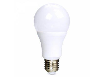 LED žárovka, klasický tvar, 12W, E27, 4000K, 270°, 1010lm
