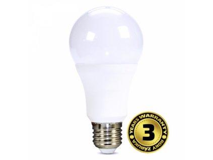 LED žárovka, klasický tvar, 15W, E27, 4000K, 270°, 1220lm