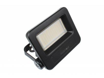 LED reflektor FB15W černý 15W - Teplá bílá