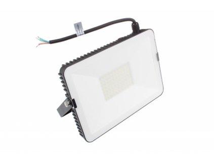 LED reflektor SLB50W černý 50W - Teplá bílá