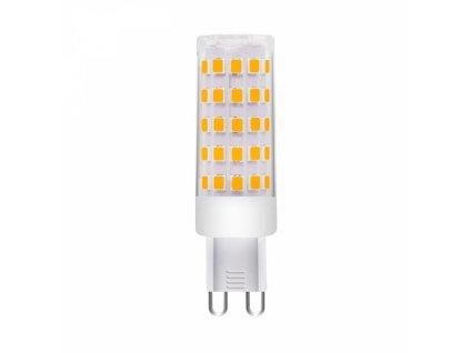 LED žárovka G9, 6,0W, 3000K, 600lm