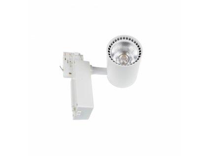 Lištové svítidlo TORU-W 20W bílé - Teplá bílá