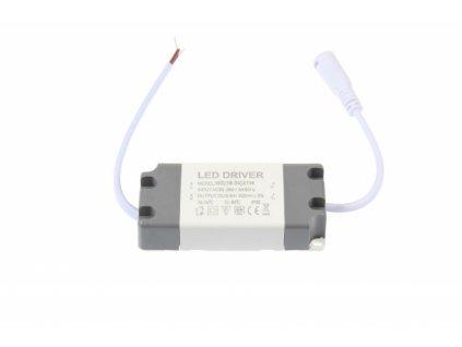 Náhradní zdroj pro 24W LED panel - Náhradní (nestmívatelný) zdroj pro 24W panel