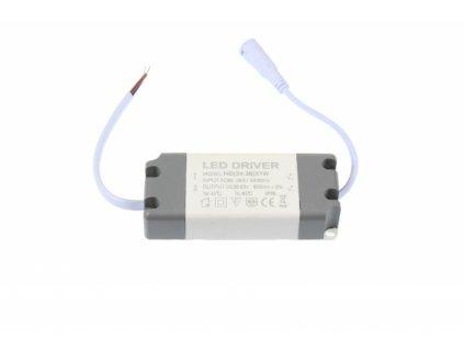 Náhradní zdroj pro 36W LED panel - Náhradní (nestmívatelný) zdroj pro 36W panel