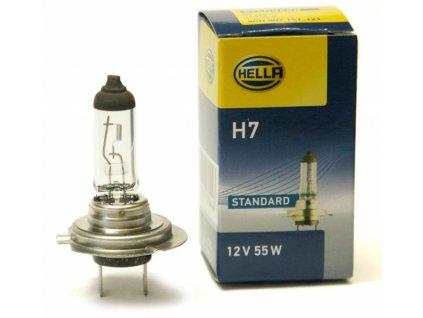 Autožárovka Hella H7 12V 55W 157-121