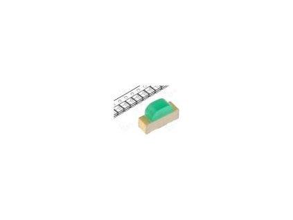 LED SMD 1104 zelená 18÷60mcd 3x2x1mm 120° 2,1÷2,5V 20mA