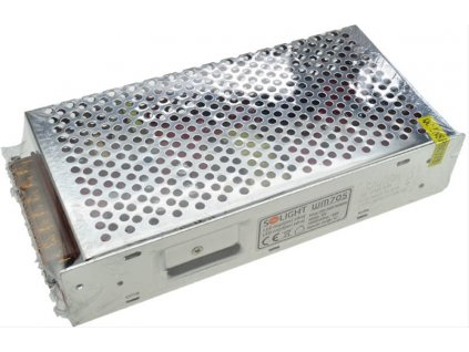 LED napájecí zdroj 230V - 12V 10A 120W IP20