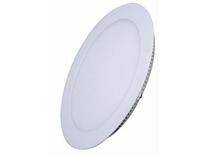 LED mini panel podhledový 6W 400lm 4000K tenký kulatý bílé