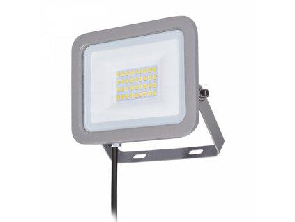 LED reflektor Home, 30W, 2250lm, 4000K, IP65, šedý