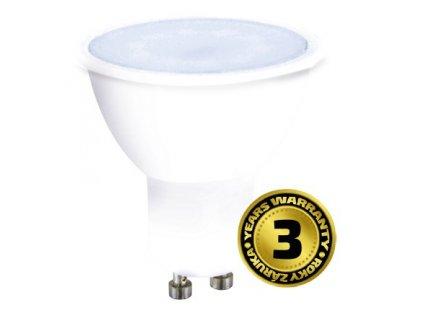 LED žárovka, bodová , 5W, GU10, 4000K, 425lm, bílá