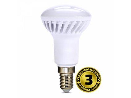 LED žárovka reflektorová, R50, 5W, E14, 4000K, 440lm, bílé provedení