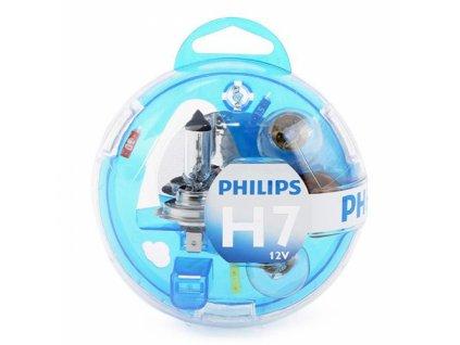 krabička servisní  H7 PHILIPS 12V 55719EBKM