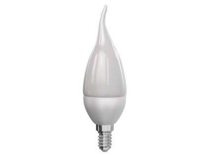 LED žárovka Classic Candle Tail 6W E14 teplá bílá