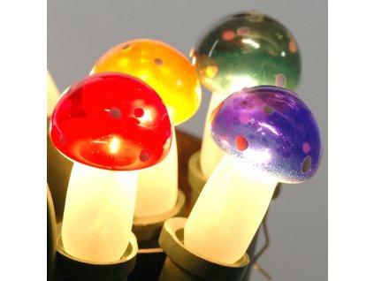 Žárovka Muchomůrka barevná 20V/0,1A cena za 1 ks