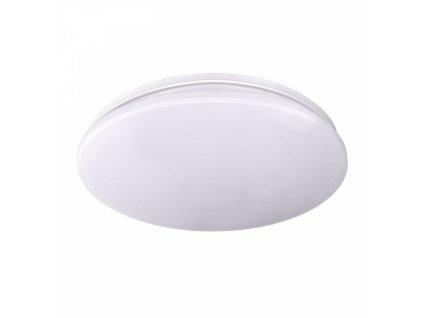 LED stropní světlo PLAIN s mikrovlnným sensorem, 18W, 1260lm, 3000K, kulaté, 33cm