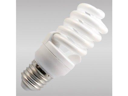 Úsporná žárovka 15W E27 ŽÁROVKA MINI SPIRÁLA, TEPLÉ BÍLÉ SVĚTLO