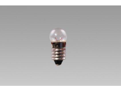 žárovka 24V 3W E10 do lucerniček