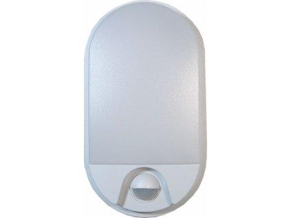 Nástěnné světlo LED ST72 s PIR čidlem, 230V/10W, IP54