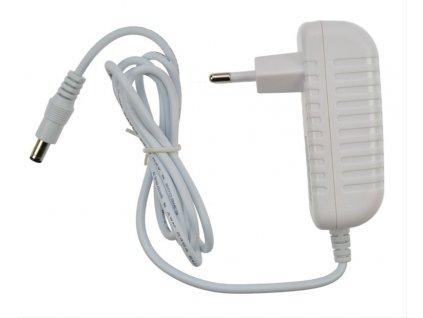 Síťový adaptér pro LED pásky 230V - 12V 2A 24W bílá barva