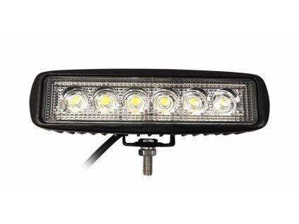 Světlomet LED 18W EPISTAR 12-30V 1400lm