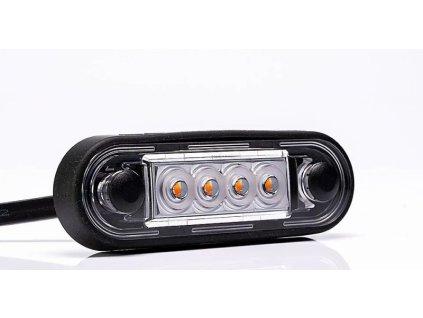 světlo poziční FT-073 Z LED 12+24V oranžové