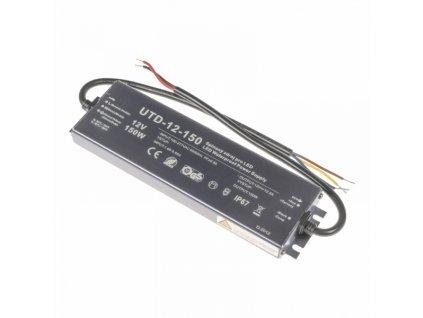 LED zdroj 12V 150W UTD-12-150 Záruka 5 let - LED zdroj 12V 150W UTD-12-150 Záruka 5 let