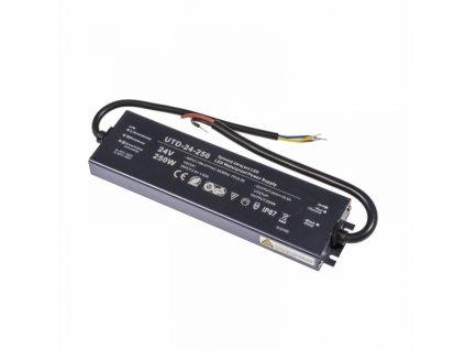 LED zdroj 24V 250W UTD-24-250 Záruka 5 let - LED zdroj 24V 250W UTD-24-250 Záruka 5 let