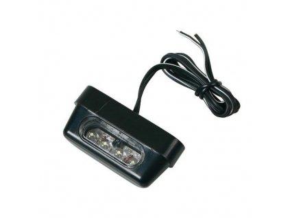 světlo pro osvětlení RZ LED 12V moto LAMPA 90162