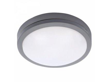 Solight LED venkovní osvětlení Siena, šedé, 20W, 1500lm, 4000K, IP54, 23cm