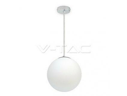 Závěsné svítidlo Pendant Glass Chrome,  VT-7251