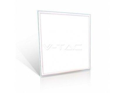 LED panel/LED panel 600x600 mm LED Panel 45W/840 3600lm 600x600mm Natural White vč driveru,  VT-6060, záruka 2 roky