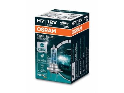 žárovka H7 12V 55W PX26d Cool Blue Next Generation OSRAM