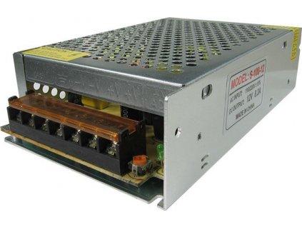 Průmyslový zdroj S-100-12, 12V=/100W spínaný