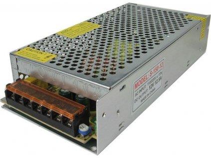 Průmyslový zdroj S-150-12, 12V=/150W spínaný