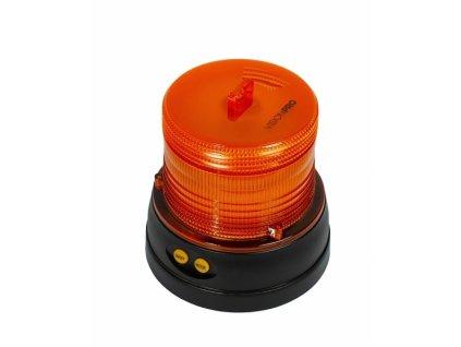 LED maják na AA baterie, magnetický, 16x SMD diod, Elta