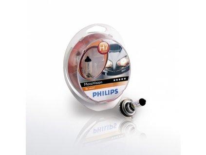 Philips H7 MotoVision