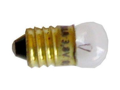 Žárovka 2,2V/0,18A E10