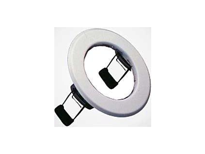 Svítidlo podhled.pevné bílé pro žárovku 50mm MR,GU