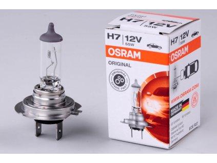 autožárovka H7 12V 55W PX26d OSRAM