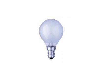 Žárovka TES-LAMP E14 25W iluminační matná