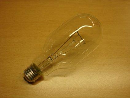 Žárovka TES-LAMP E27 300W 240V čirá