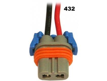 patice pro žárovku HB3 9005