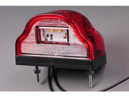světlo pro osvětlení RZ W72 (409) LED 12V+24V