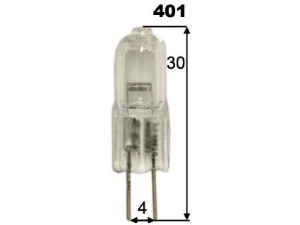 Halogenová žárovka 24V 20W G4 WAIGEER