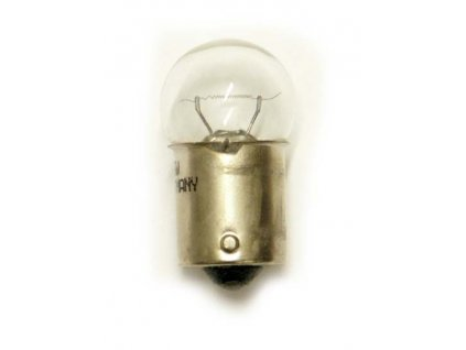 žárovka 12V 21W BA15s malá baňka