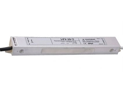 Zdroj - LED driver 12V DC/30W - Carspa LPV-30-12
