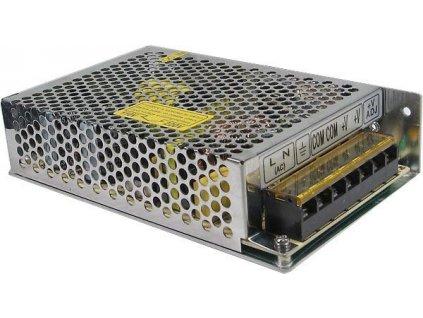 Průmyslový zdroj Carspa HS-150/24, 24V=/150W spínaný