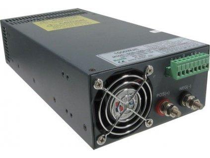 Průmyslový zdroj Jyins SCN-1000-12, 12V=/1000W spínaný