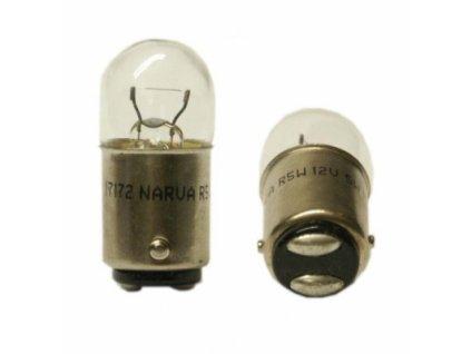 žárovka 24V 5W BA15d